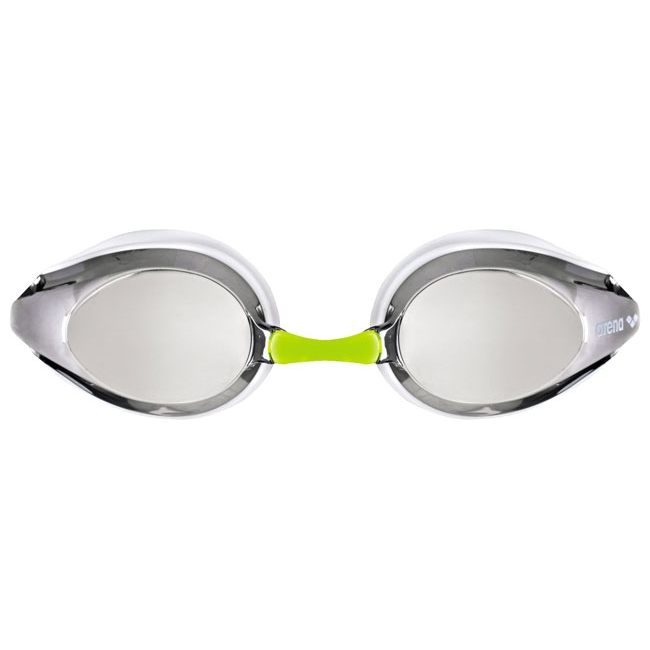 Arena Tracks JUNIOR Goggles - Mirror Silver / Black