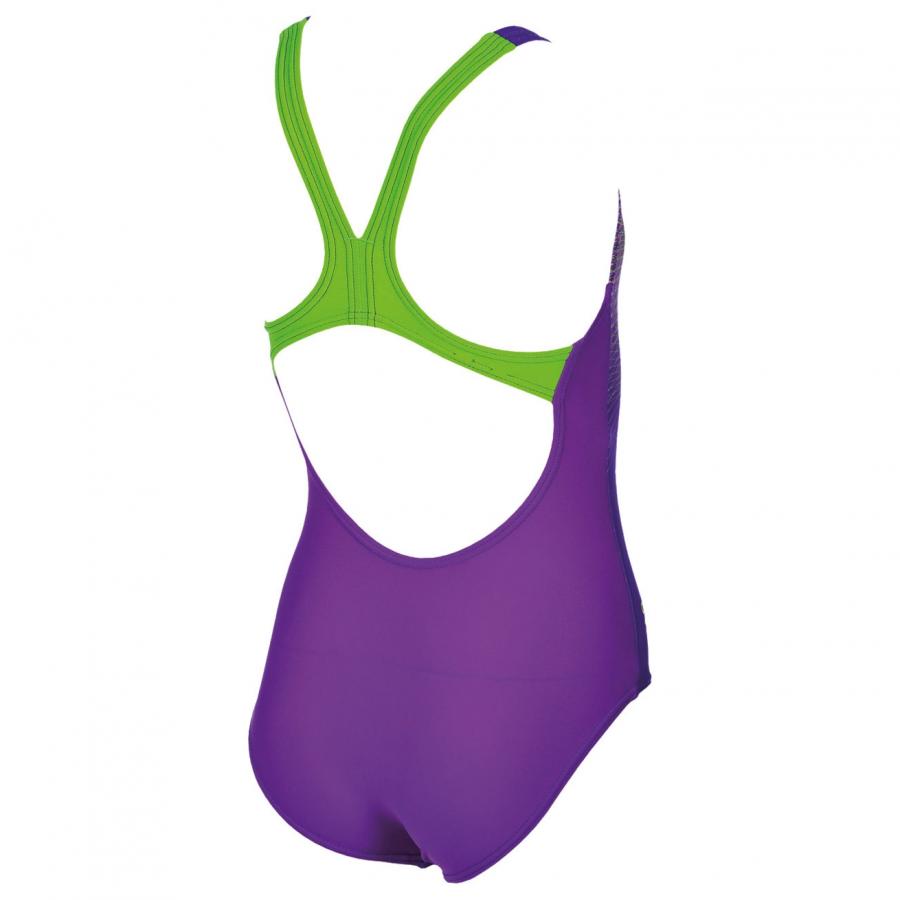 Arena Sprite Girls Purple Swimsuit