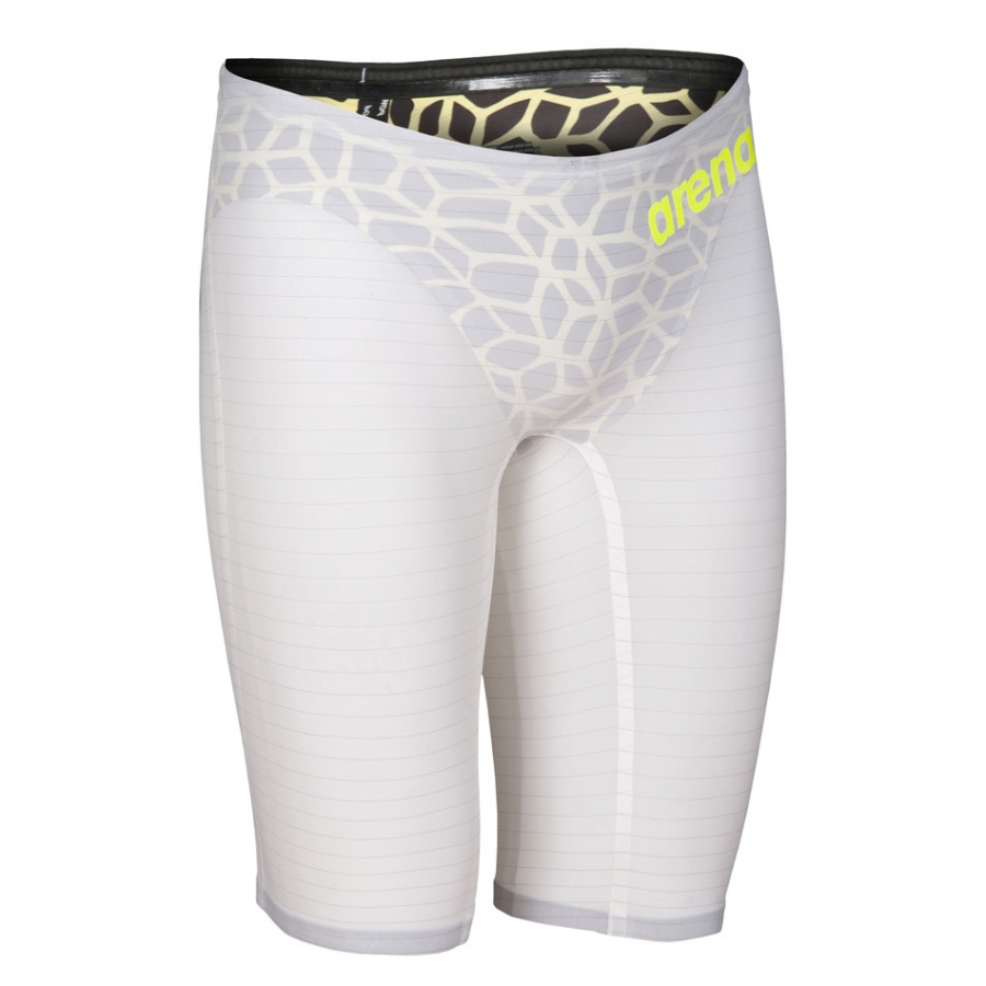 Limited Edition Arena White Carbon Air Jammers
