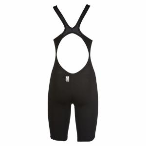 Arena Carbon Air Open Back Suit - Grey / Black