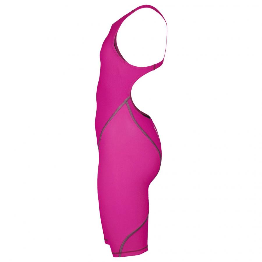 Arena ST 2.0 Girls Short Leg Suit - PINK