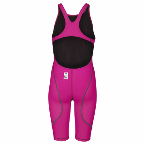 Arena ST 2.0 Girls Short Leg Suit - PINK