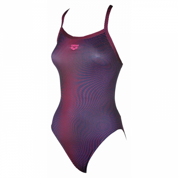 Arena Phantom High Leg Swimsuit