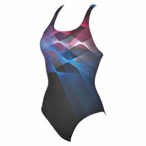 Arena Sprite Black Swimsuit