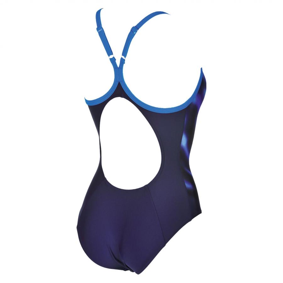 Arena Blue Bonfire Swimsuit