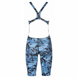 Arena Glitch Legged Swimsuit