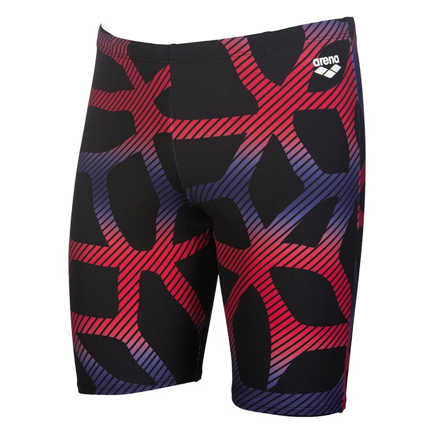 Arena Spider Black / Red / Blue Jammers