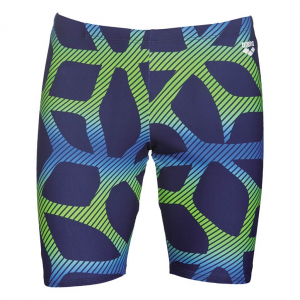 Arena Spider Navy and Green Jammers