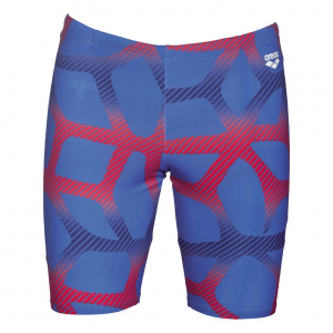 Arena Spider Jammers Royal Blue and Red