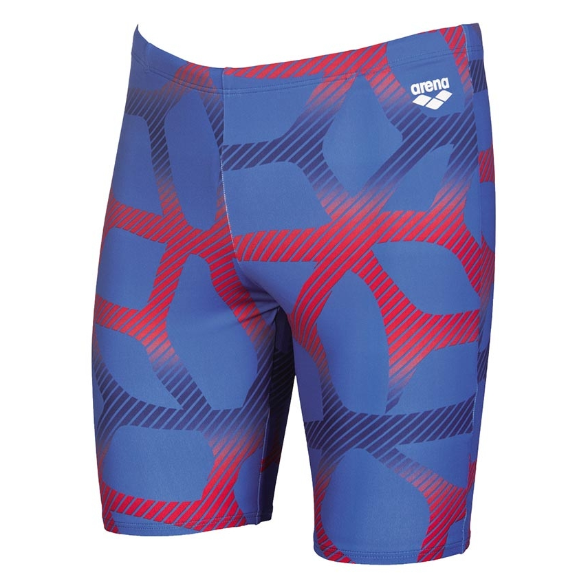 Arena Spider Jammers - Royal Blue / Red