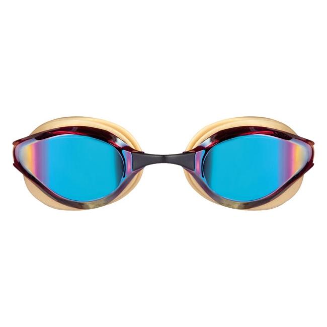 Arena Python Mirror Goggles - Gold