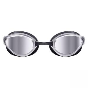 Arena Python Mirror Goggles - Silver / Black
