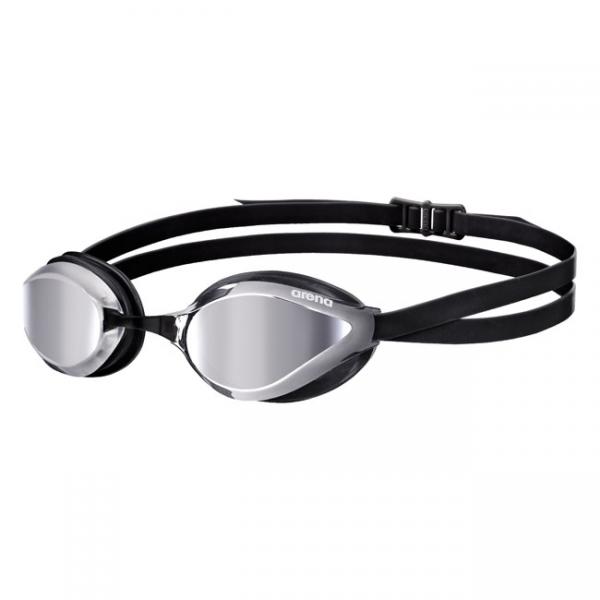 Arena Python Silver Mirrored Goggles