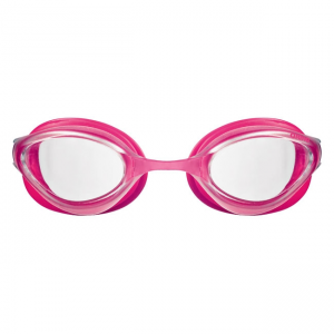 Arena Python Goggles - Clear / Pink