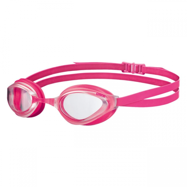Arena Pink Python Goggles