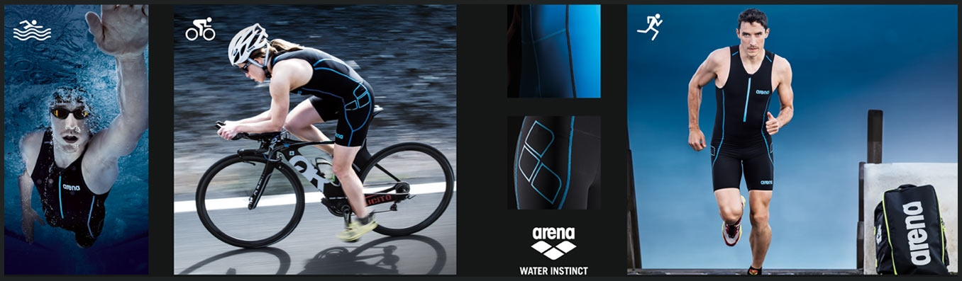 Arena Triathlon Technology