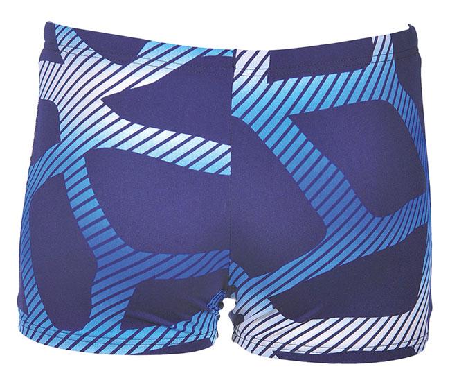 Arena Mens Spider Swim Shorts Blue White Perfect For Swim