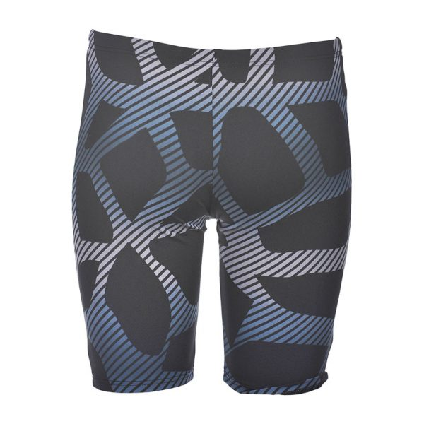 Arena Spider Boy's Black Swim Jammers