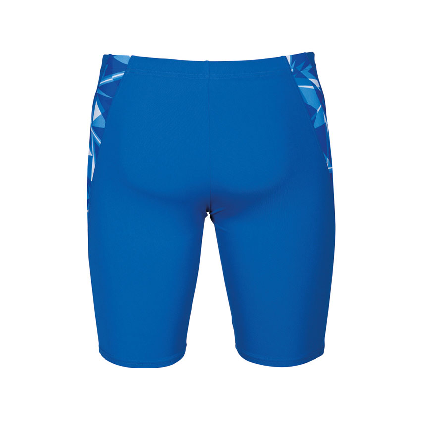 7d351b1f95 Arena mens swim jammer blue Shattered Glass , available in three colours