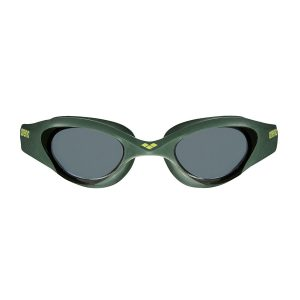 Arena ONE Goggles Smoke Deep Green