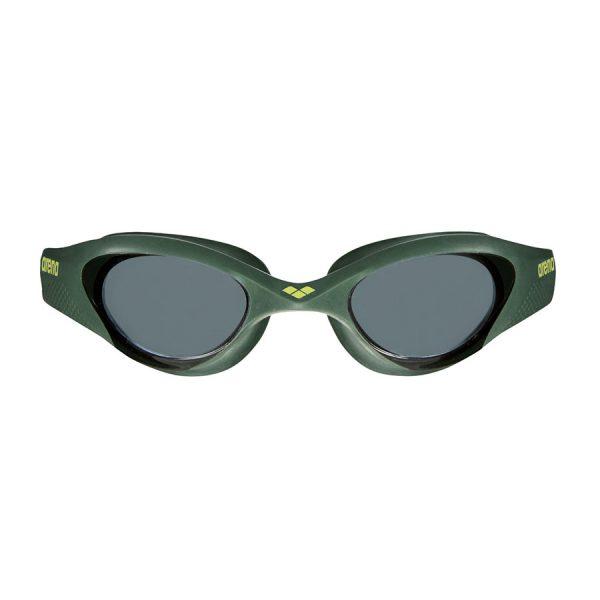 Arena ONE Goggles Smoke Deep Green