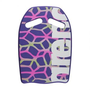 Arena Kickboard Limited Edition Purple and Green