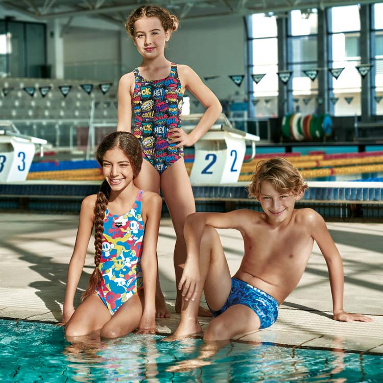c033bb94b0 Arena Girls Swimming Costume Teen. perfect for holidays or training