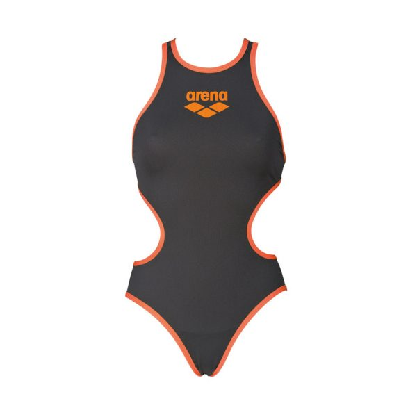 Biglogo One Arena Grey Swimsuit