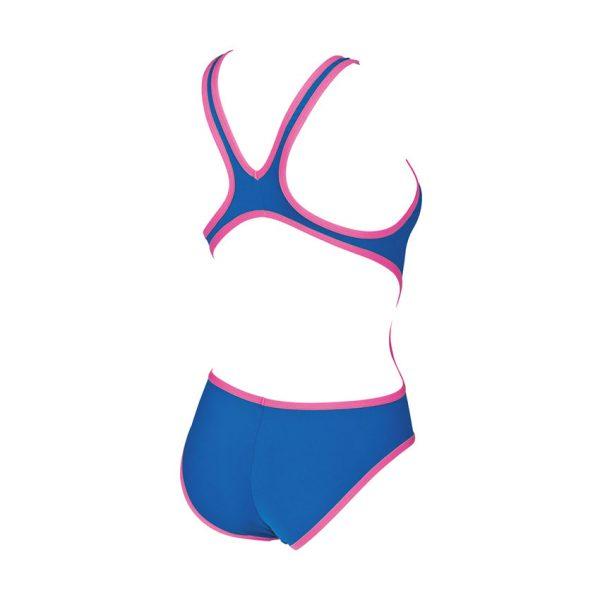 Biglogo One Arena Royal Blue Swimsuit