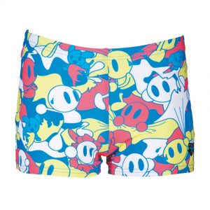 Arena Boys Camo Kun Swim Shorts