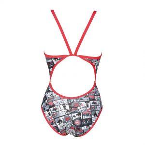 Arena Comics Red Swimsuit