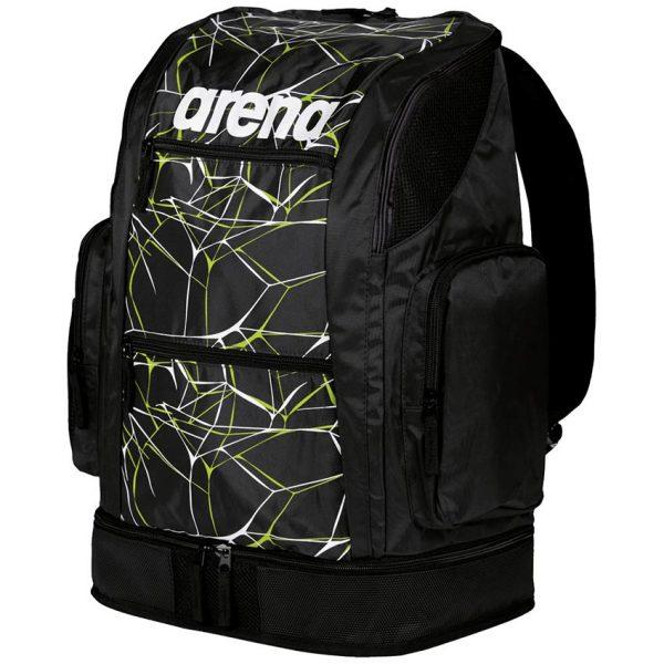 Arena Black Water Spiky 2 LARGE Backpack