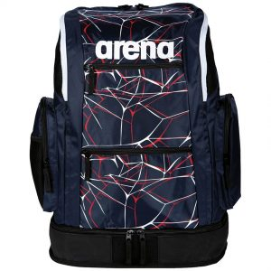Arena Blue Water Spiky 2 LARGE Backpack