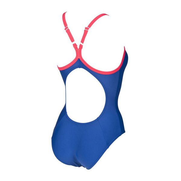Arena Ladies Blue Slipstream Swimsuit