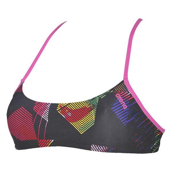 Multi Arena Bandeau Bikini Top