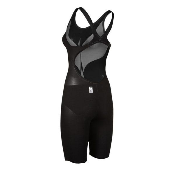 Arena Black Carbon Air 2 Open Back Suit
