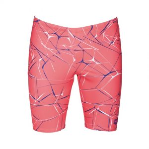 Arena Fluo Red Water Jammers