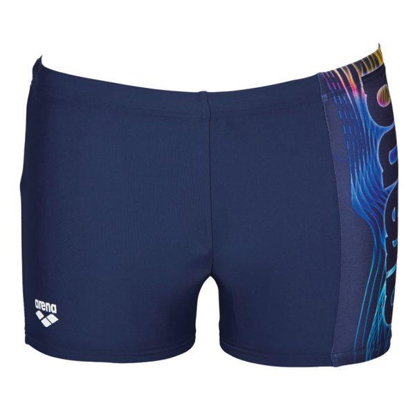 Arena Shades Blue Swim Shorts