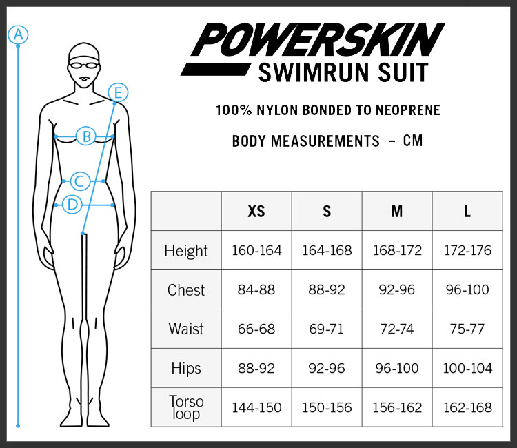Ladies Arena SwimRun Suit