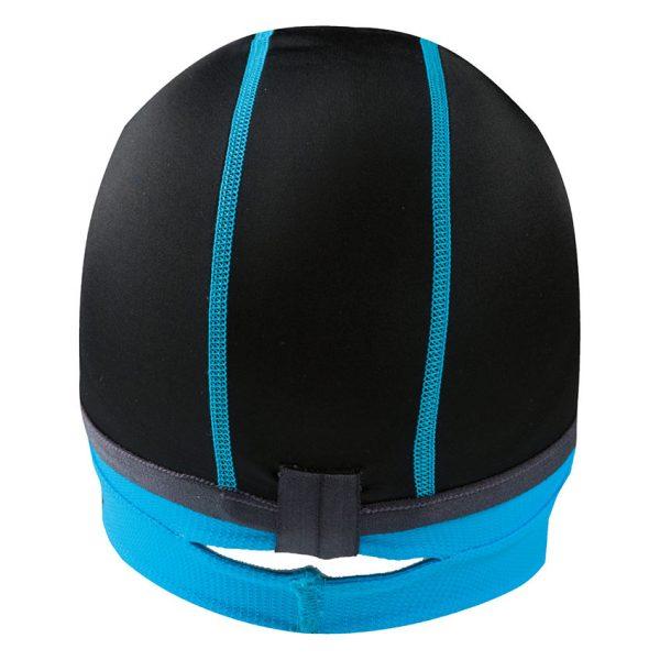Black Turquoise Arena Smart Cap