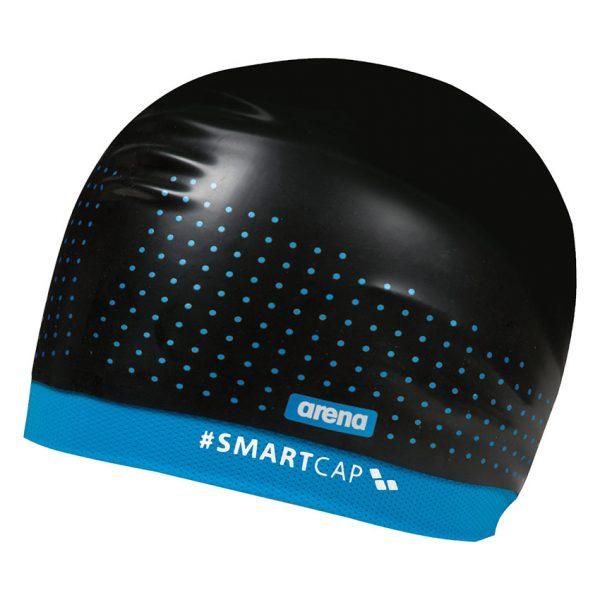 Black Turquoise Arena Smart Training Cap