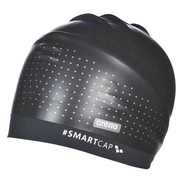 Black Arena Smart Training Cap