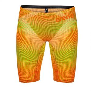 Lime Orange Arena Carbon Air 2 Jammers