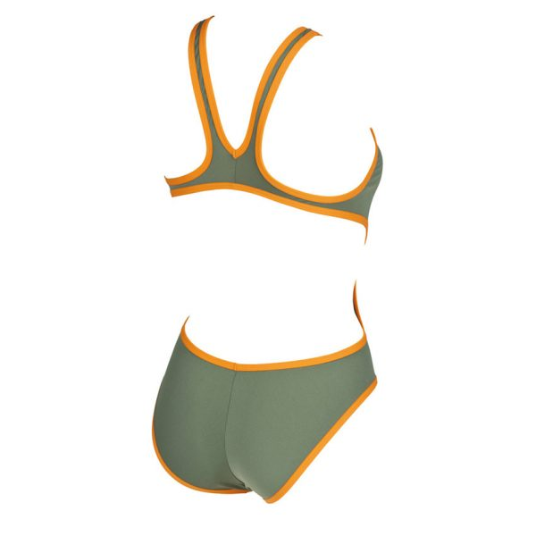 Biglogo One Arena Green Swimsuit