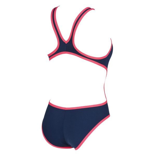 Biglogo One Arena Navy Blue Swimsuit
