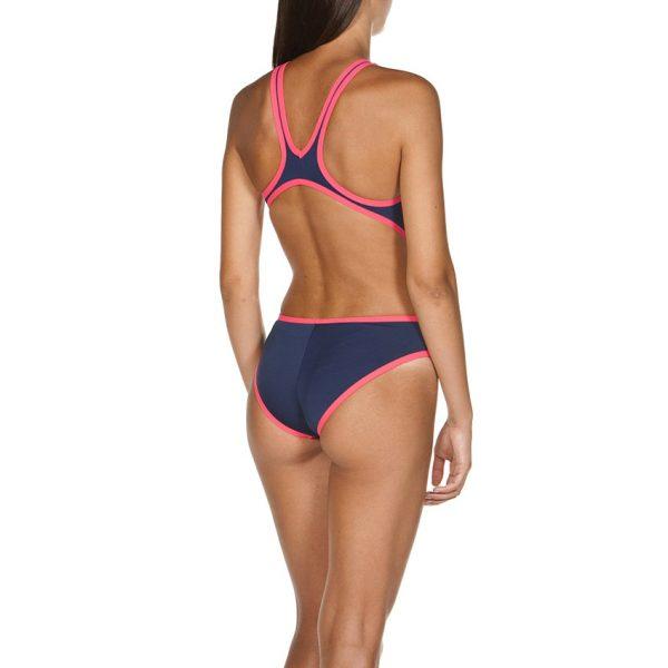Biglogo One Arena Navy Blue Swimsuit