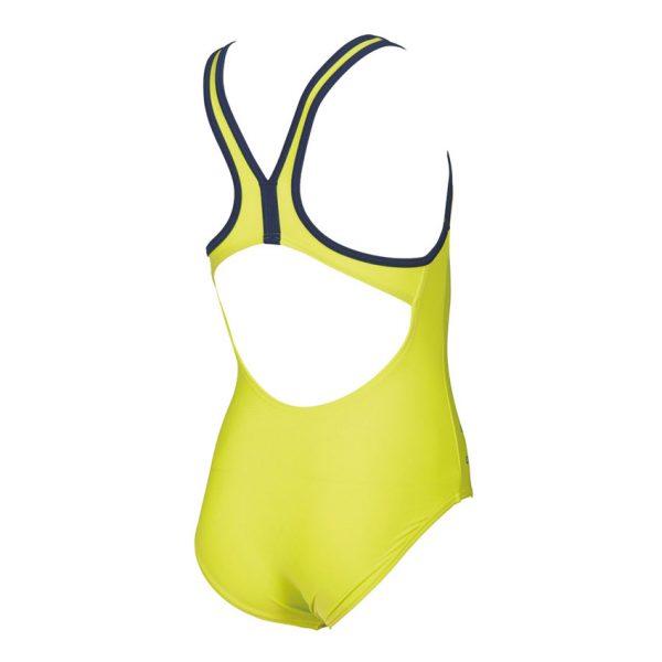 Arena Girls Soft Green Submarine Swimsuit