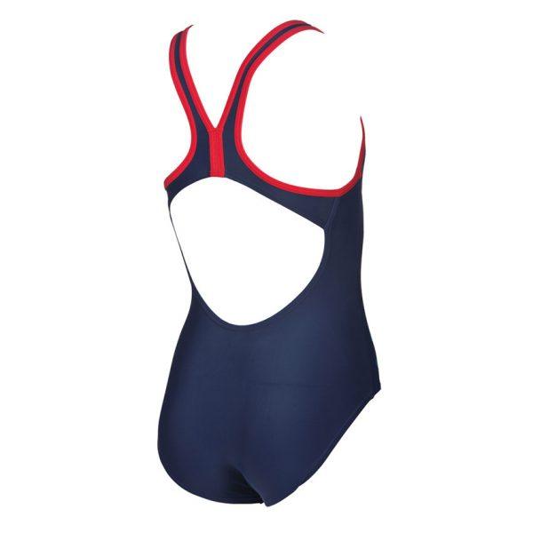 Arena Girls Navy Blue Submarine Swimsuit