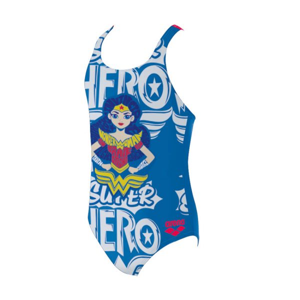 Arena Girls Super Hero Swimsuit