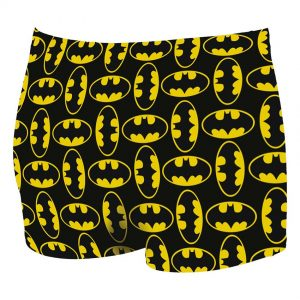 Arena Batman Mens Swim Shorts